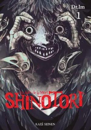 Avis Manga – Shinotori, les ailes de la mort tome 1 !