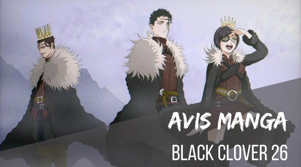 Black Clover 26