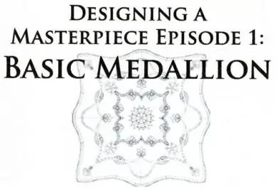 Designing a Masterpiece Episode1