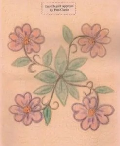 Easy Elegant Applique