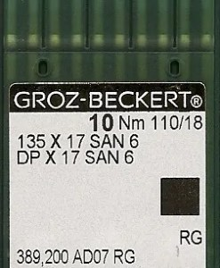 Groz Beckert San6 110/18 needles
