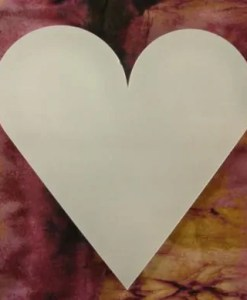 "6"" Heart"
