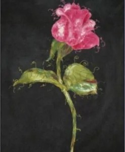 Longarm Applique -The Rose