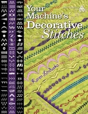 Your Machine's Decorative Stitches