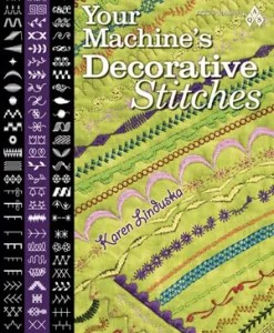 Your Machine's Decorative Stitches