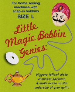 Magic Bobbin Genies