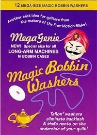 Mega Magic Bobbin Genies