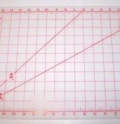 Beba's cutting mat 18 x 24