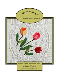 Nemeshing - A Freehand Feather Flourish