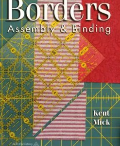Borders assembly and binding