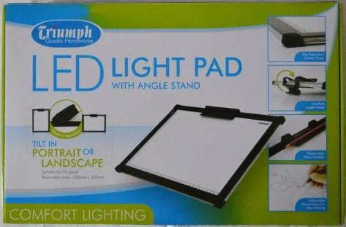 LED Light pad A3
