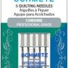 Schmetz Chrome Quilting Schmetz Needles Size 90/14