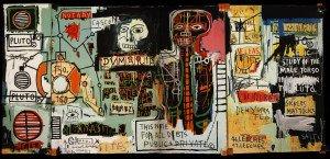Jean-Michel Basquiat Notary 1963