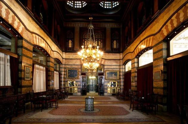 Pera Palas Hotel - Είχε μείνει η Αγκάθα Κρίστι όταν επισκέφθηκε την Πόλη