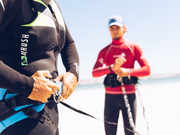 Beginner-kitesurfing-lessons-langebaan-south-africa-kiteboarding-2