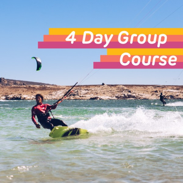 Product-4-day-group-course Constantly Kiting Langebaan