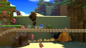 Sonic Forces Classic Sonic Green Hill