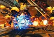 Sonic Forces Modern Sonic Boost
