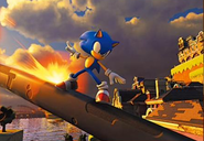 Sonic Forces Modern Sonic Grinding