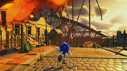 Sonic Forces Modern Sonic screenshot