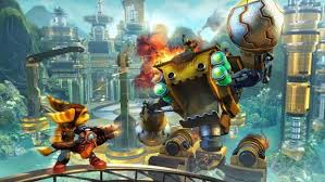 ratchet and clank future tools of destruction