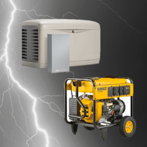Generator Fixed and Portable 300x300 - Water Security – Leading Change