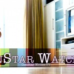 ConStar Watches, young black girl watching tv, black girl watching tv