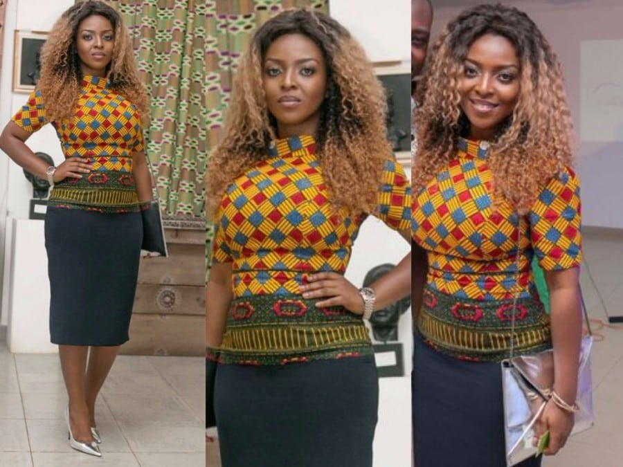 Yvonne Okoro e1452369955145 - Top 10 Richest Ghana Actors/Actresses and Their Net Worth - (2018 Update)