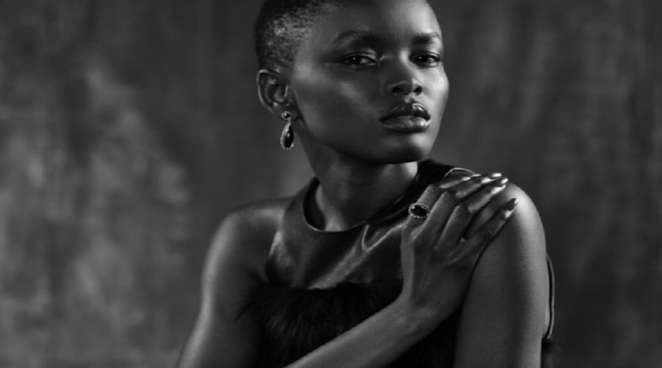 Top Tanzania Model Flaviana Matata