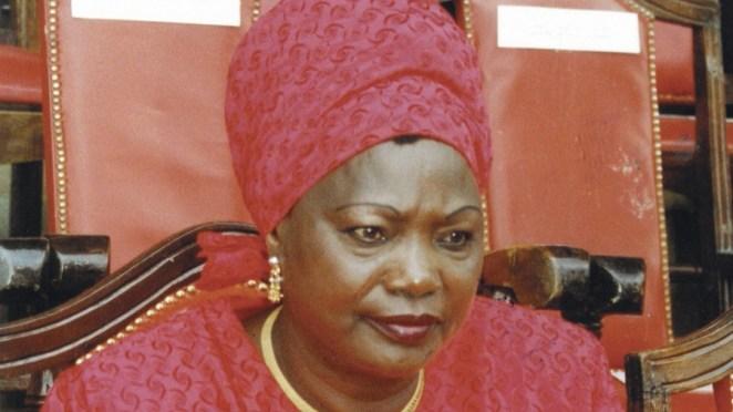 Mama Ngina Keyatta. picture credit: mavulture.com