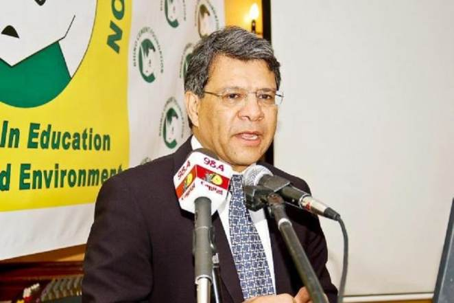 ARM Cement chief executive Pradeep Paunrana | Photo credit: .the-star.co.ke