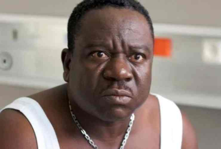 Mr Ibu in one of his hilarious look