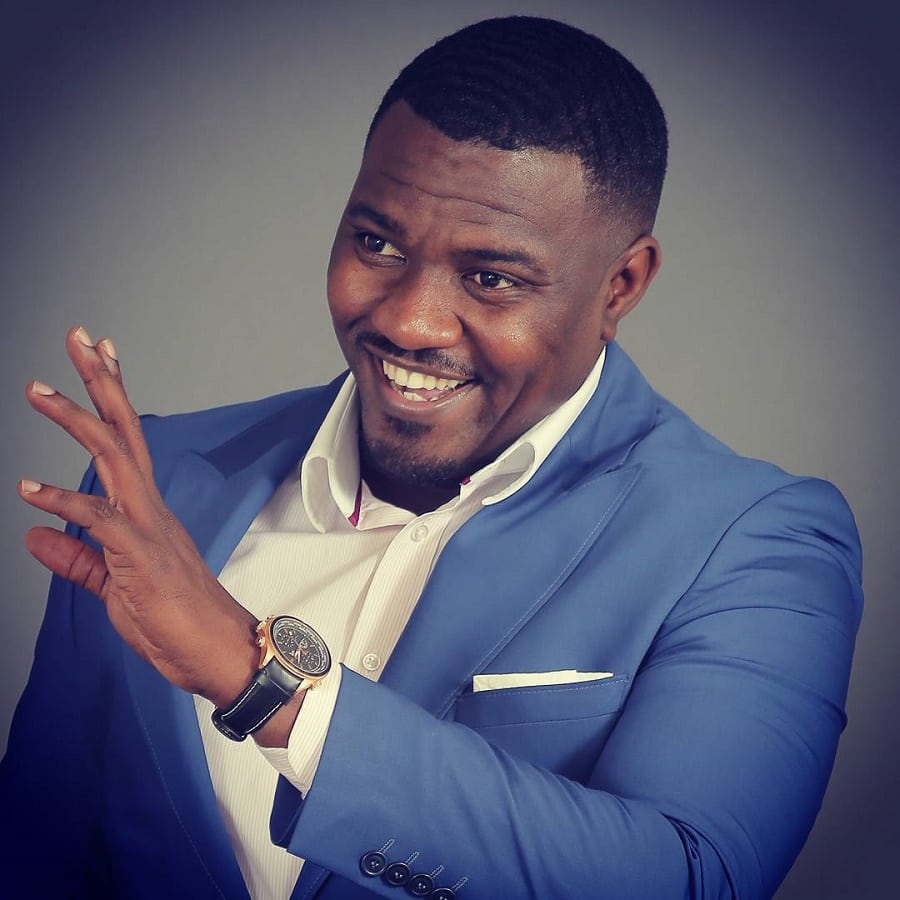 John Dumelo - Top 10 Richest Ghana Actors/Actresses and Their Net Worth - (2018 Update)