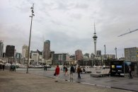 Auckland CBD from the Quay