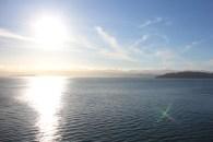 Sunrise over Wellington