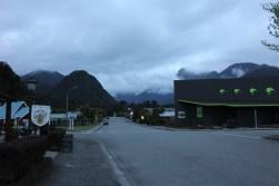 Leaving Franz Josef