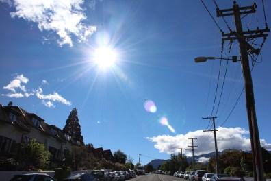 Beautiful morning in Queenstown