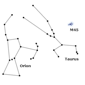 Taurus Constellation: Myth, Facts, Stars, Map, Pictures