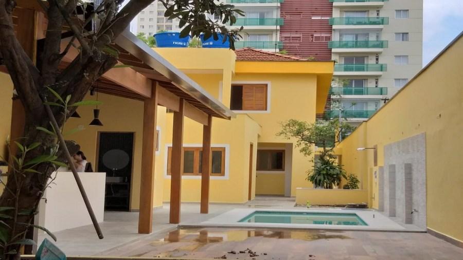 aplicação de grafiato no bairro do limão zona norte de São Paulo