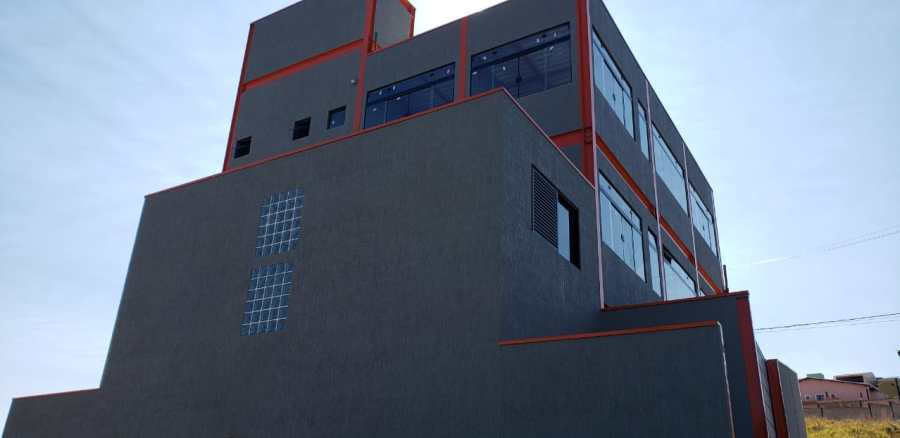 Aplicação de grafiato e textura em fachadas