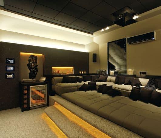 Home Theater Design And Ideas: Dicas E Ideias Para Montar Um Home Theater Em Casa