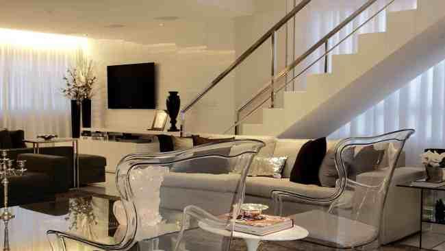 salas-estar-jantar-branco-preto-moderno