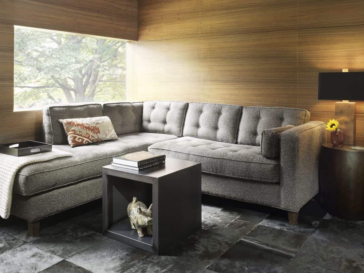 sofa modernos 2017 kivik sofás de canto 25 dicas para escolher e decorar fotos
