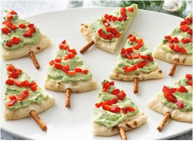 mini-pizzas-decoracao-de-natal