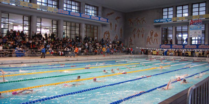 Estádio Olímpico de Natação