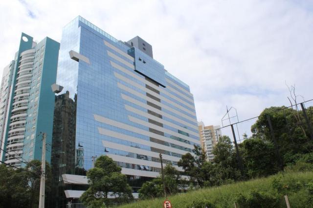Edifício Eurobusiness, em Curitiba