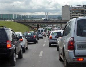 Sem trânsito, sem poluentes