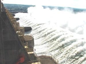 agua e energia construcao