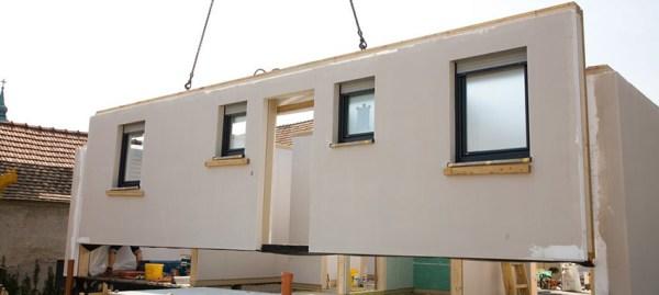 Construção modular poupa tempo e reduz custos