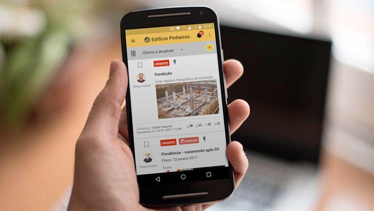 5 aplicativos para construção civil que vão impressionar o seu cliente